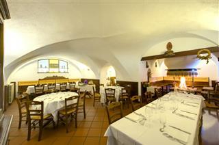 sala ristorante albergo cristofoli