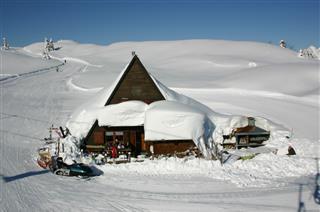 Rifugio Tamai Monte Zoncolan