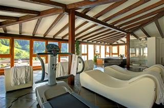 moderna Sweet Spa con terrazza panoramica